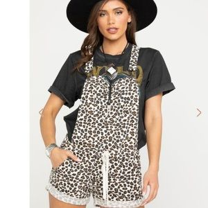 Z Supply Cheetah Overalls